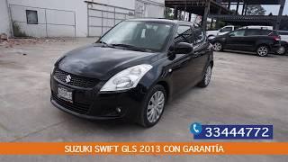 SUZUKI SWIFT GLS 2013 - Seminuevos Plasencia Video