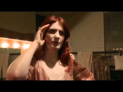 Florence And The Machine before Hackney Empire concert