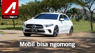 MercedesBenz A200 2019 Review amp; Test Drive by AutonetMagz