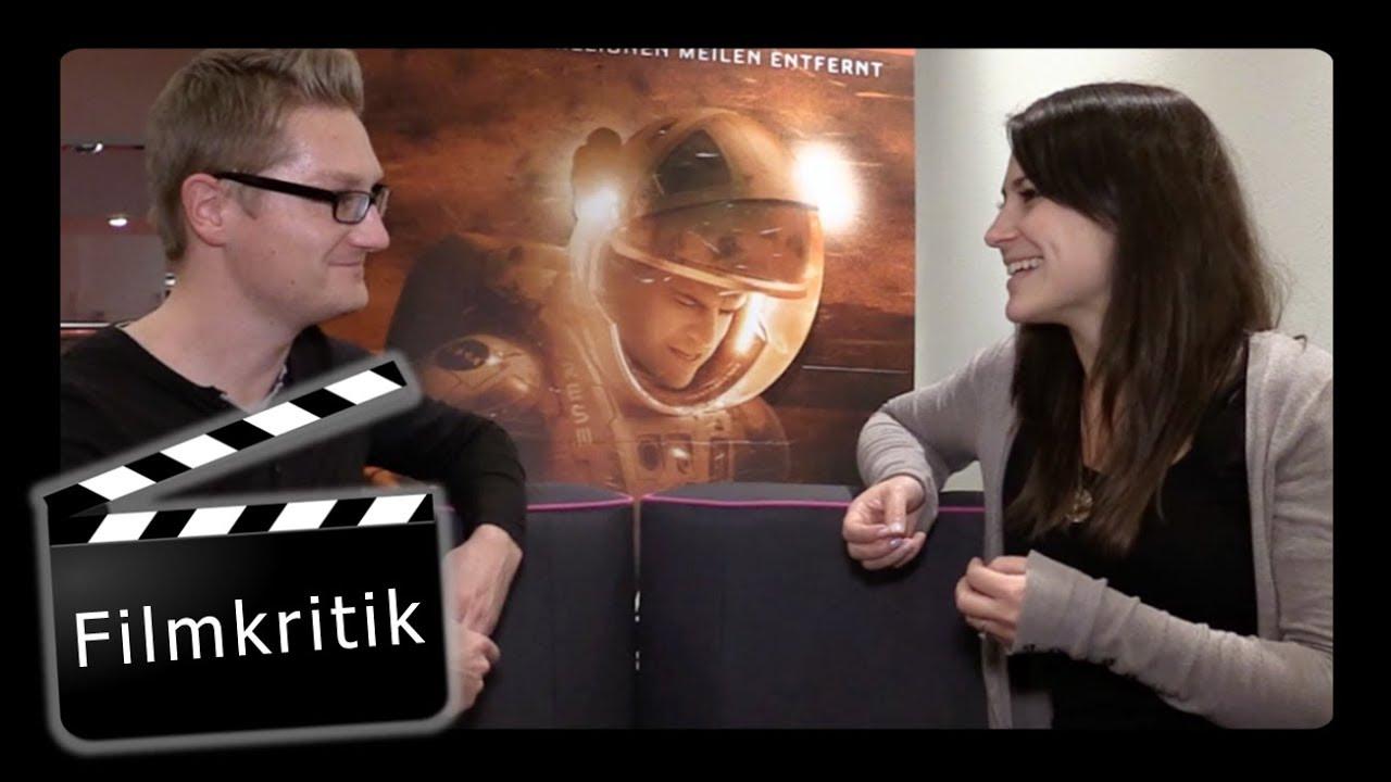Filmkritik Der Marsianer