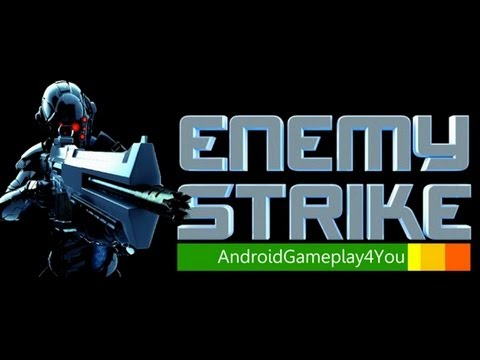 Enemy Strike Free Android Game Gameplay [Game For Kids]