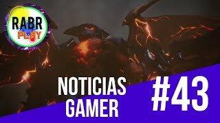 Noticias Gaming #43 FORZA HORIZON 4 - OVERWATCH - AATROX - GAMES WITH GOLD