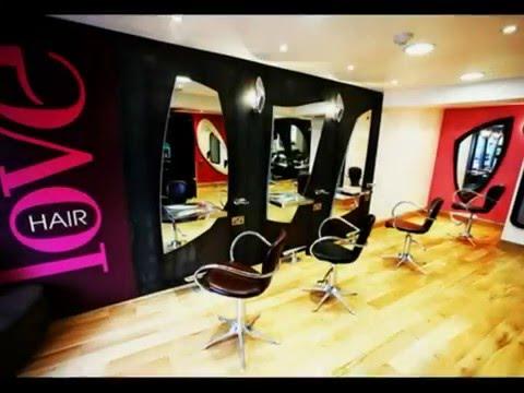 Amazing U0026 Wonderful Hair Salon Interior Design U0026 Decoration!! Best Edition!!