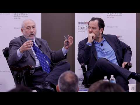 The Euro : a Conversation with Joseph Stiglitz and Markus Br