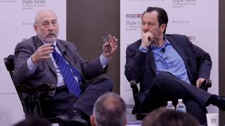 The Euro : a Conversation with Joseph Stiglitz and Markus Brunnermeier, Moderated by Luigi Zingales