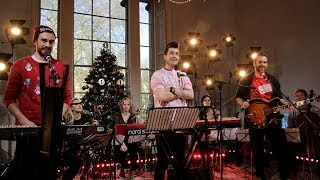 Bastille - Christmas Mashup in the Christmas Live Lounge