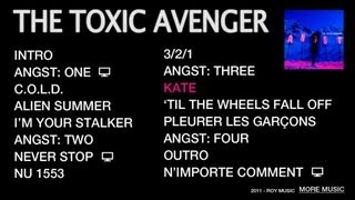 THE TOXIC AVENGER - KATE