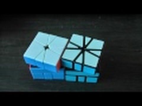 Le square-1 pour débutants ! Tutoriel sans prérequis.