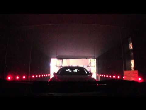 (HD) mechanical parking -銀座スウォッチビル機械式駐車場-