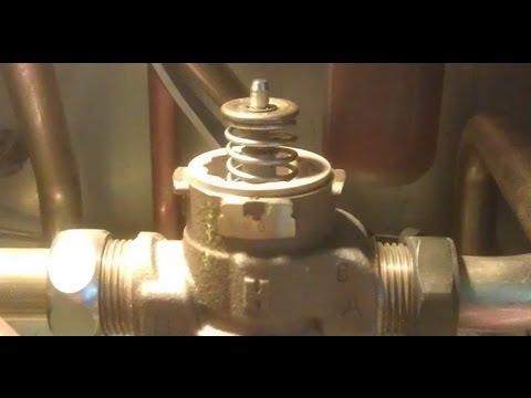 Vervangen driewegklep cartridge VHR 18-22C, VC8010, VCZZ6005