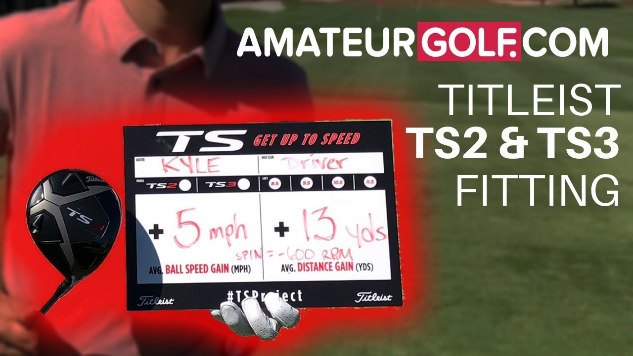 The New Titleist TS2 and TS3 Drivers: It's All About Speed