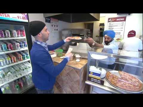 the RAMOS project | Mission To Find The Best Dollar Slice In NYC