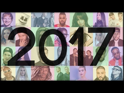2017 ANTHEM (120+ songs Pop & EDM mashup) - Squiller