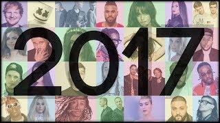 2017 ANTHEM (120+ songs Pop & EDM mashup) - Squiller