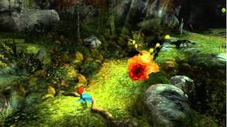 Храбрая сердцем - видеоигра