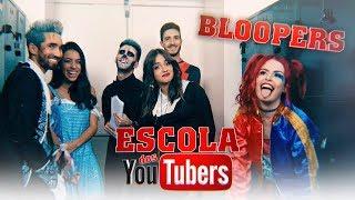 ESCOLA DOS YOUTUBERS | Halloween Bloopers | SOUSA