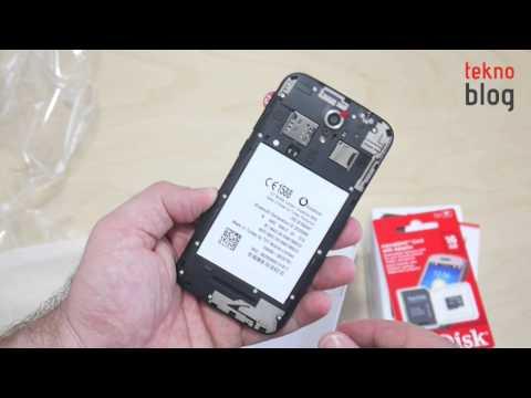Vodafone Smart 4 power Kutusundan Çıkıyor