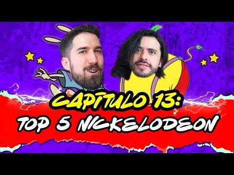 La Liga de los Súper Cuates #13: Top 5 Nickelodeon