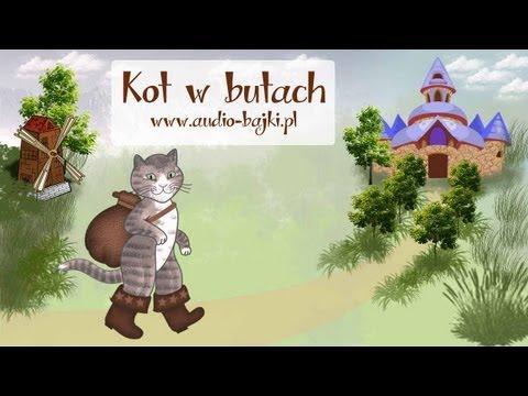 Kot W Butach, Bajka Czytana