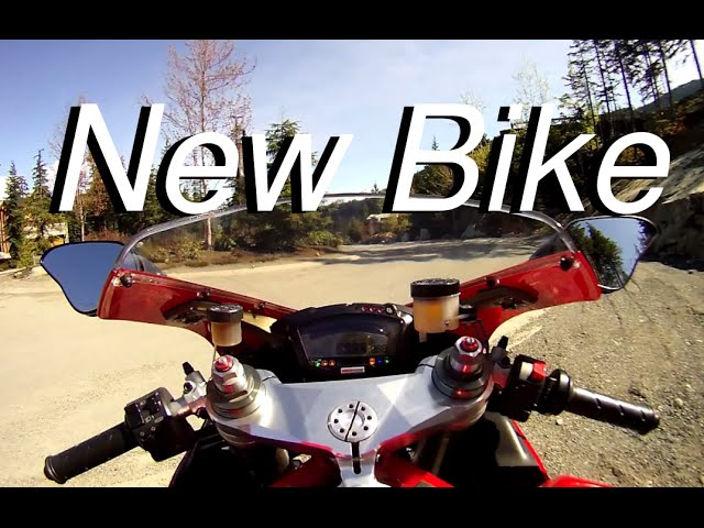New Bike Reveal