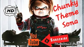 (Halloween)Chucky Theme Song With Hip Hop Music Remixs Scary Has Hell