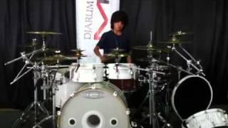 Ray prasetya drums day bandung