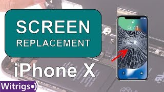 iPhone X Screen Replacement - Detailed Tutorial