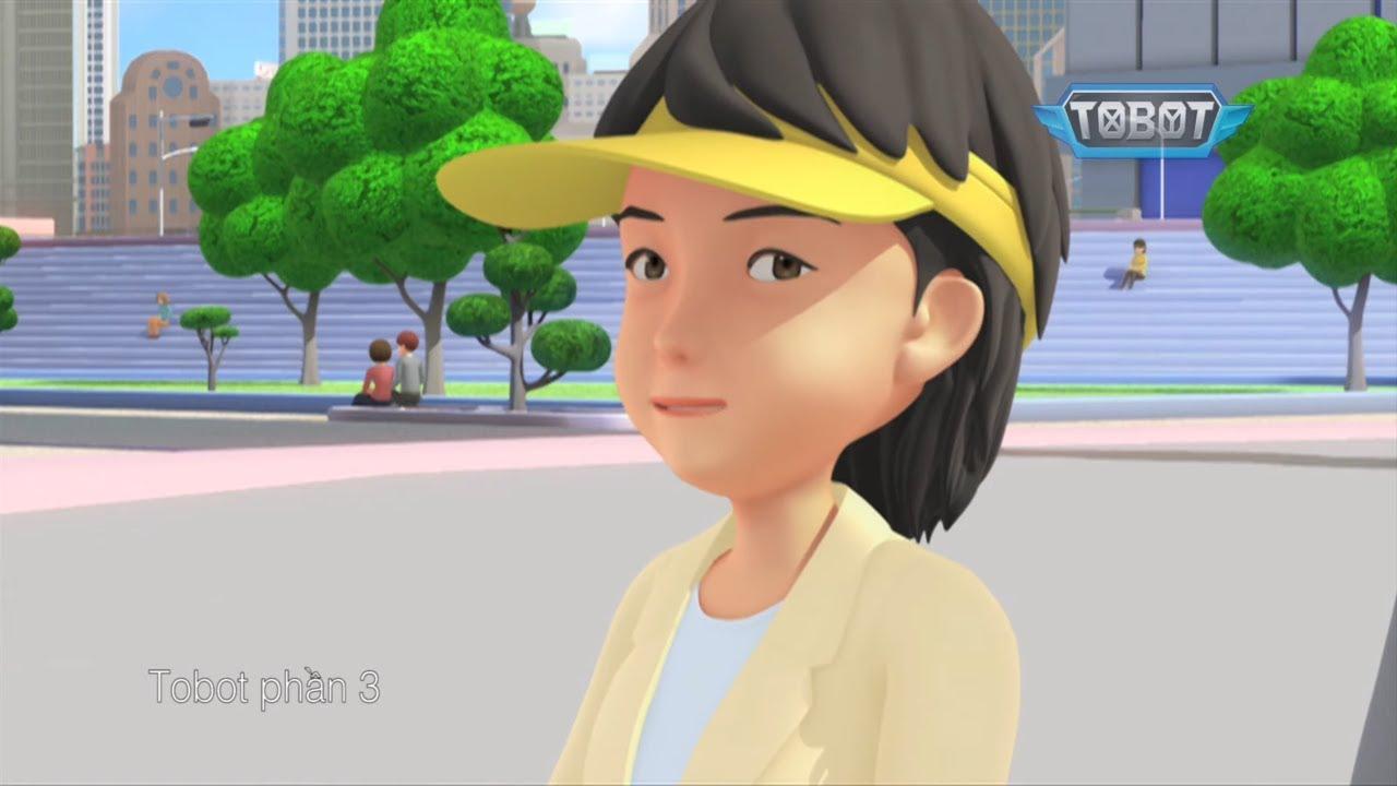 Gioi han cua Limo -308   Tobot Trong tiếng Việt   Phim hoạt hình