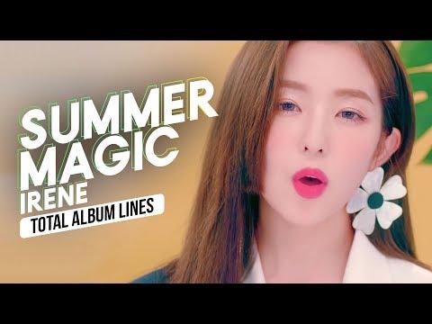 RED VELVET'S IRENE — Summer Magic 「Total Album Lines」