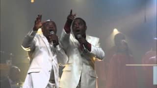 Marcel Boungou, la voix du gospel afro