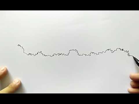 Cara Menggambar Sketsa Pemandangan Alam Youtube