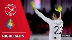 Samenvatting Almere City FC - Telstar (31-01-2020)