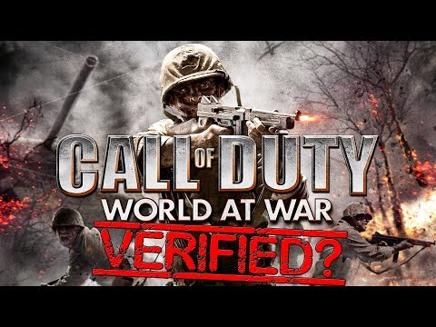 How Accurate Is...Call Of Duty - World At War (2008)?! | History Gaming Verified
