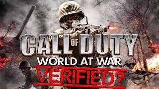 History Gaming Verified: Call of Duty - World at War (2008)