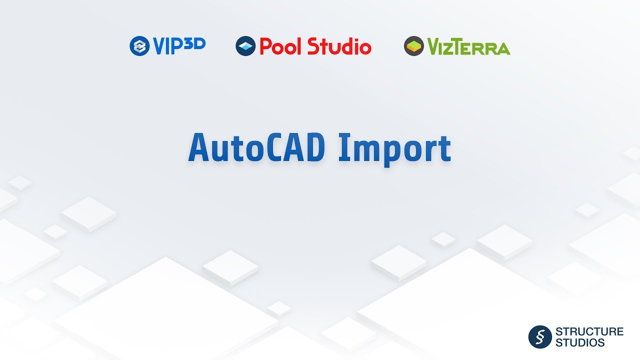 Importing AutoCAD® Files | Training & Support | Structure