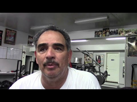 Abel Sanchez reaction to Ward stopping Kovalev and why Kovalev was complaining