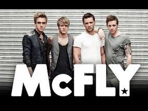 Tom Fletcher, Danny Jones, Dougie Poynter, Harry Judd Exclusive McFly Interview