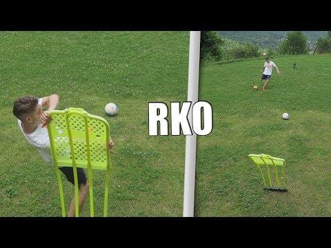 RKO PORTARULUI ?!- FOTBAL TARGET HIT CHALLENGE
