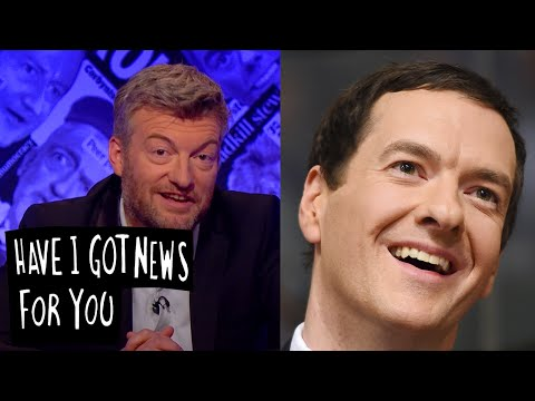 George Osborne Loves N.W.A. - Have I Got News For You