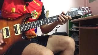 เค้าเด้าเค้าดาวน์ - เบนซ์ เมืองเลย feat.กระต่าย พรรณณิภา cover guitar by Mos