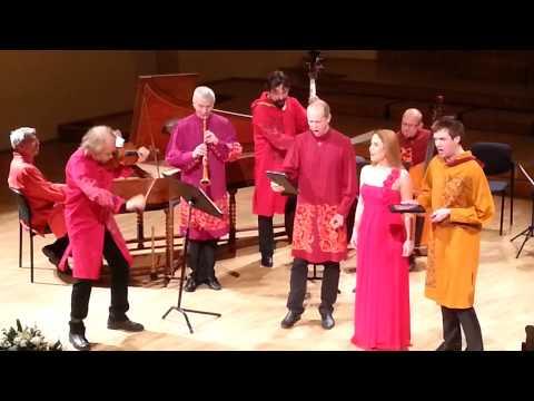 Bracha Kol Ja Hortus Musicus Estonia Kontserdisaalis 3. Veebruaril 2014