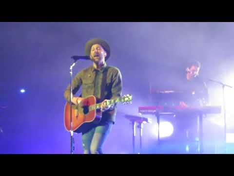 Mat Kearney performs
