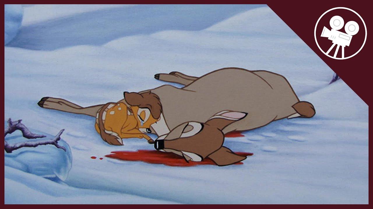 Top 10 Saddest Cartoon Deaths Youtube