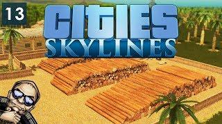 Cities Skylines Industries - Highway of Doom - Part 13
