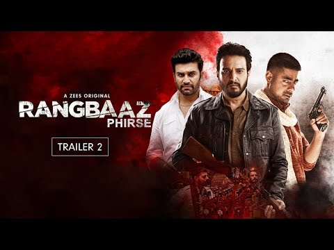 Download Rangbaaz Phirse: Official Trailer | Jimmy Sheirgill | Gul Panag | Streaming Now On ZEE5