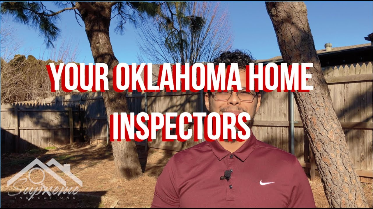 Your Oklahoma Home Inspectors!🏠🔍 | Supreme Inspections Oklahoma | Oklahoma's Premier Inspection Firm