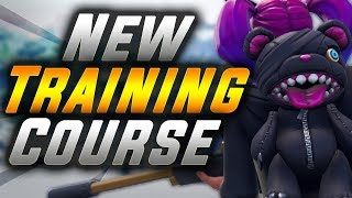 New Sentry Training Course - Creative Map Code - Fortnite