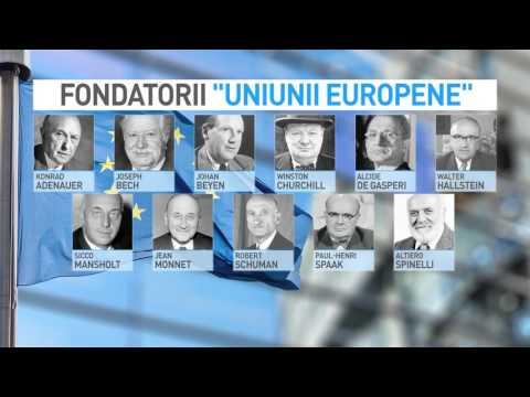 Istoria UE - Cum și de ce a fost înființată Uniunea Europeană