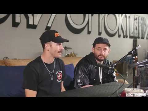 "Portugal. The Man on Their Name, ""Feel It Still"" Success, Dream Collaborations & Damian Lillard"