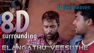 Elangathu Veesuthe 8d || Pitha Magan || Surya || Vikram || Illayaraja || Heart Melting Melody